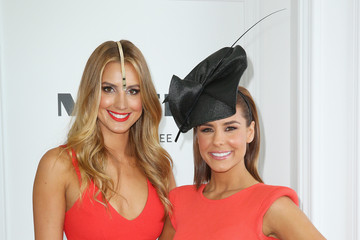 Laura Dundovic Celebs Attend Melbourne Cup Day