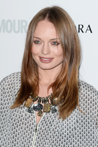 ce241b4d13dd Laura Haddock Photos Photos - Arrivals at the Glamour Women of the ...