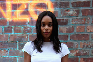 Laura Harrier KENZO Presents 'The Realest Real' a Film by Carrie Brownstein