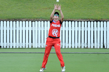 Laura Harris WBBL - Renegades v Heat