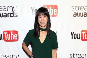 Laura Ling Official Streamy Awards Nominee Reception at YouTube Space LA