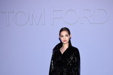 Laura Love Tom Ford Fall/Winter 2018 Women's Runway Show