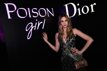Laura Love Dior Beauty Hosts NY Poison Club With Camille Rowe