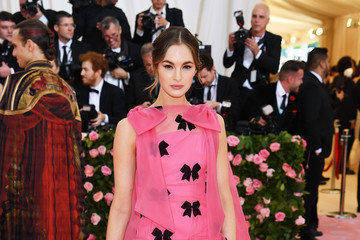 Laura Love The 2019 Met Gala Celebrating Camp: Notes On Fashion - Arrivals