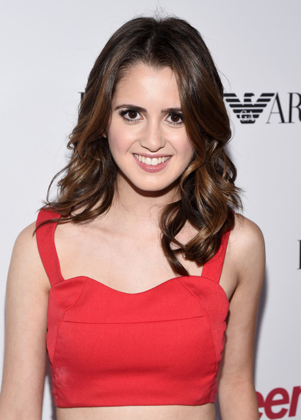 Laura Marano - 12th Annual Teen Vogue Young Hollywood Party With Emporio Armani