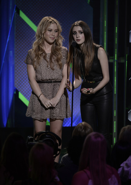 Laura Marano - 2013 Young Hollywood Awards Presented By Crest 3D White And SodaStream / The CW Network - Show