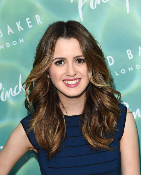 Laura Marano - Ted Baker London's SS15 Launch Event