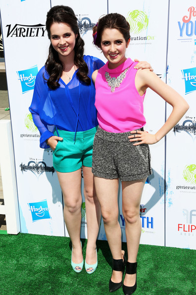 Laura Marano - Variety's Power Of Youth Presented By Hasbro And GenerationOn - Arrivals