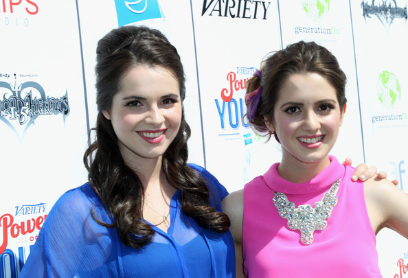 Laura Marano - Variety's Power Of Youth Presented By Hasbro And GenerationOn - Flips Audio Arrivals