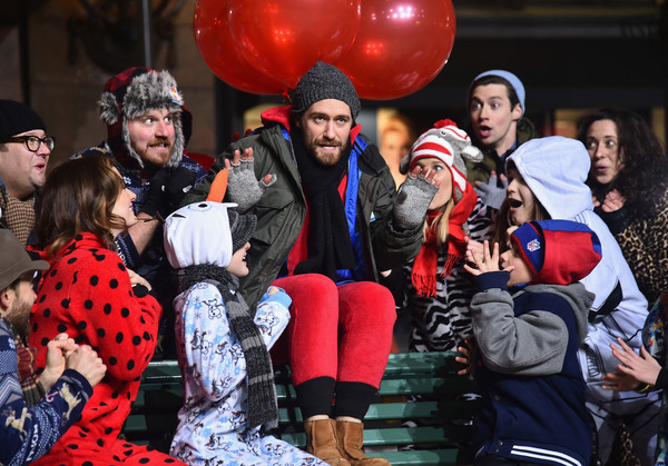 89th Annual Macy's Thanksgiving Day Parade Rehearsals - Day 1