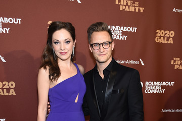 Laura Osnes Nathan Johnson Roundabout Theater's 2020 Gala