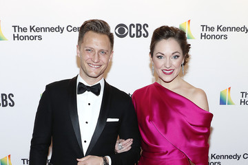 Laura Osnes Nathan Johnson 42nd Annual Kennedy Center Honors