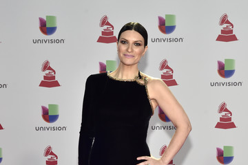 Laura Pausini The 19th Annual Latin GRAMMY Awards  - Arrivals