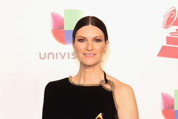 Laura Pausini The 19th Annual Latin GRAMMY Awards  - Press Room