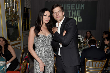 Laura Prepon Museum of the Moving Image Honors Netflix Chief Content Officer Ted Sarandos and Seth Meyers - Inside