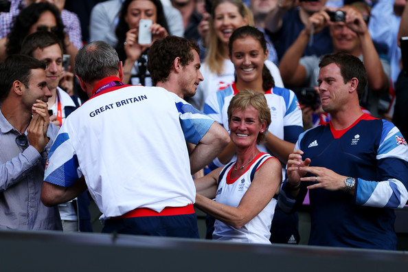 Andy  Murray - Pagina 4 Laura+Robson+Olympics+Day+9+Tennis+6iGlSuC_708l