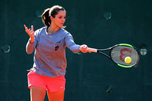 Laura Robson Seeks Help From Swedish Coach Magnus Norman