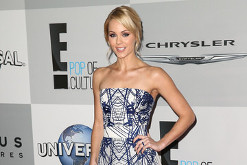 Laura Vandervoort NBCUniversal's 72nd Annual Golden Globes After Party - Arrivals