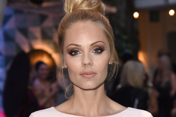 Laura Vandervoort Ted Baker London's SS15 Launch Event