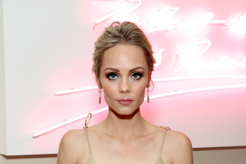 Laura Vandervoort 27th Annual Elton John AIDS Foundation Academy Awards Viewing Party Sponsored By IMDb And Neuro Drinks Celebrating EJAF And The 91st Academy Awards - Inside