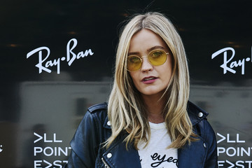 Laura Whitmore Ray-Ban Studios At All Points East Festival