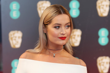 Laura Whitmore EE British Academy Film Awards - Red Carpet Arrivals