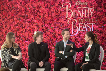 Laure Heriard Dubreuil Disney's 'Beauty And The Beast' Product Showcase