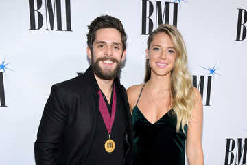Lauren Akins 66th Annual BMI Country Awards - Arrivals