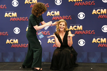Lauren Alaina 53rd Academy Of Country Music Awards - Press Room