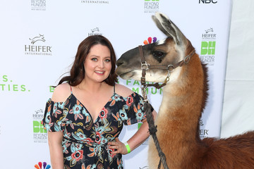 Lauren Ash Beyond Hunger: West Meets East Brought to You by NBC Universal and Heifer International