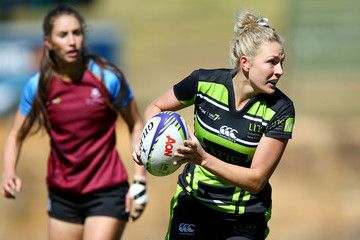 Lauren Brown Womens Sevens University Competition