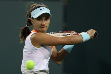 Lauren Davis BNP Paribas Open: Day 5