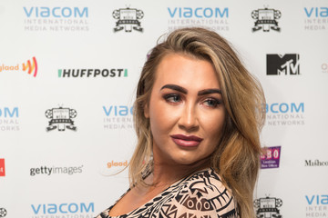 Lauren Goodger The Diversity in Media Awards 2017