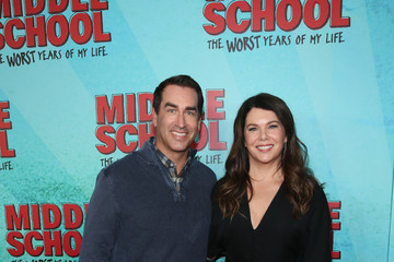 Lauren Graham New York Red Carpet Screening of 'Middle School: The Worst Years of My Life'