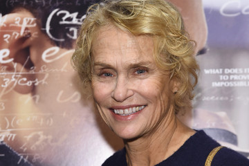 Lauren Hutton 'The Man Who Knew Infinity' New York Screening