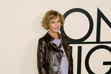 Lauren Hutton Arrivals at the Giorgio Armani SuperPier Show