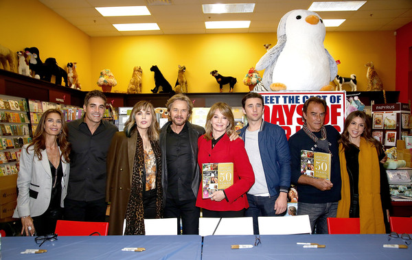 Lauren koslow photos photos days of our lives book signing days of our lives book signing books and greetings in northvale m4hsunfo