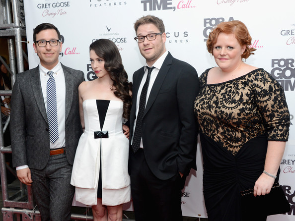 """""""For A Good Time, Call..."""" New York Premiere - Arrivals"""