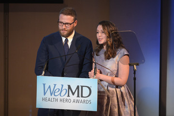 Lauren Miller Rogen WebMD Health Heroes Awards