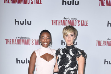 Lauren Morelli Hulu's 2017 Emmy After Party