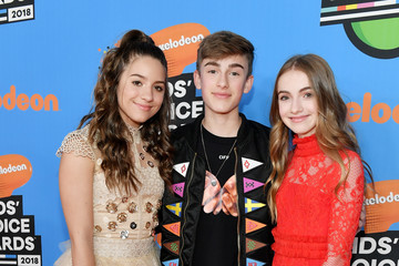 Lauren Orlando Nickelodeon's 2018 Kids' Choice Awards - Red Carpet