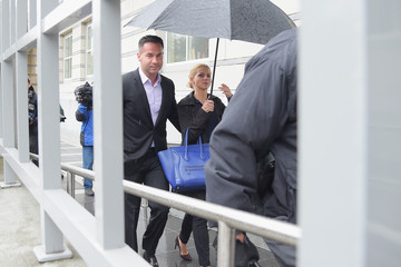 Lauren Pesce Mike Sorrentino's Court Appearance