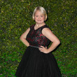 Lauren Potter Arrivals at Fox and FX's Golden Globes Afterparty