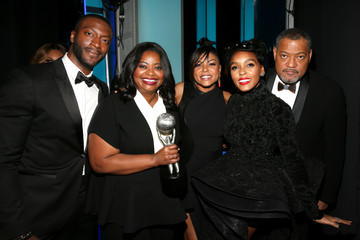 Laurence Fishburne 48th NAACP Image Awards - Backstage and Audience
