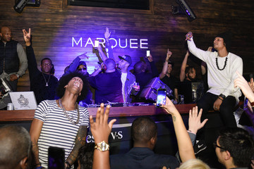 Laurent Bourgeois Marquee Takeover at Verso - Big Game Weekend Presented By Hennessy V.S - Day 4