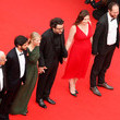 Laurent Daillant 'Invisible Demons' Red Carpet - The 74th Annual Cannes Film Festival