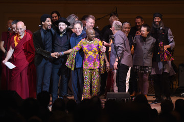 Laurie Anderson 32nd Annual Tibet House US Benefit Concert & Gala - Performances