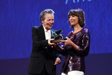 Laurie Anderson Closing Ceremony - Inside - 73rd Venice Film Festival