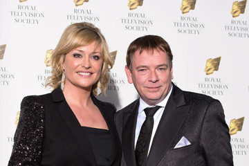 Laurie Brett Arrivals at the RTS Programme Awards