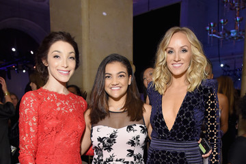 Laurie Hernandez The Women's Sports Foundation's 38th Annual Salute to Women in Sports Awards Gala - Inside